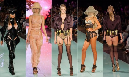 andres Sarda at MFW
