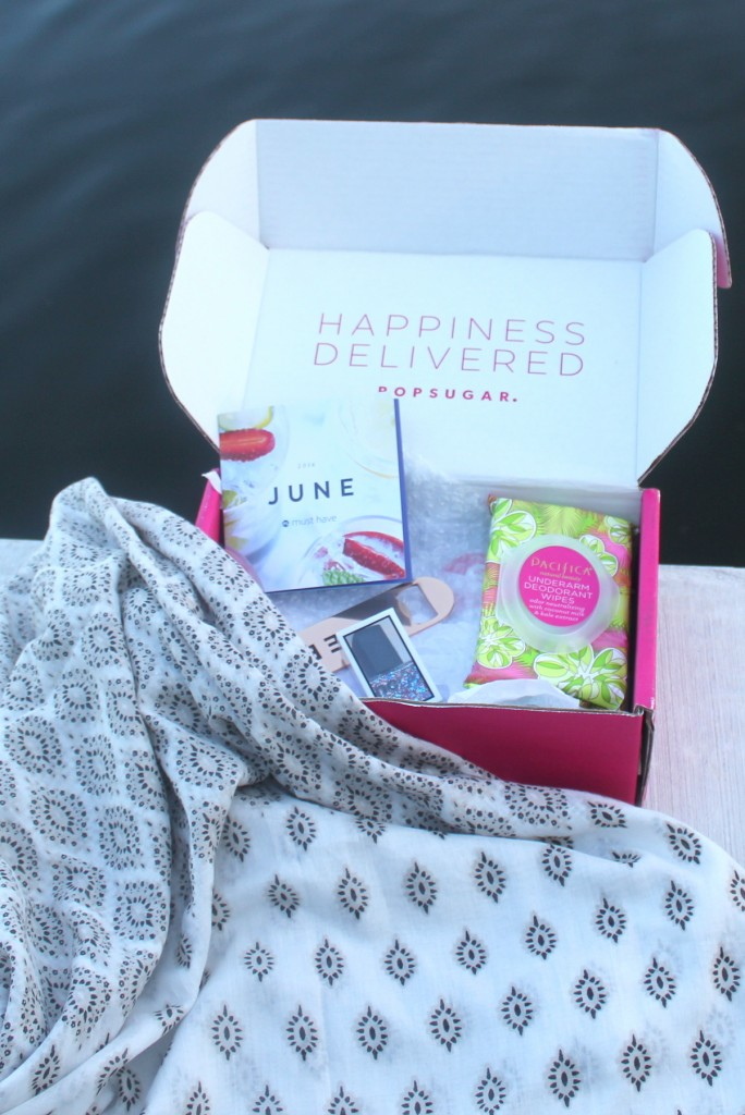 POPSUGAR Must Have box: June