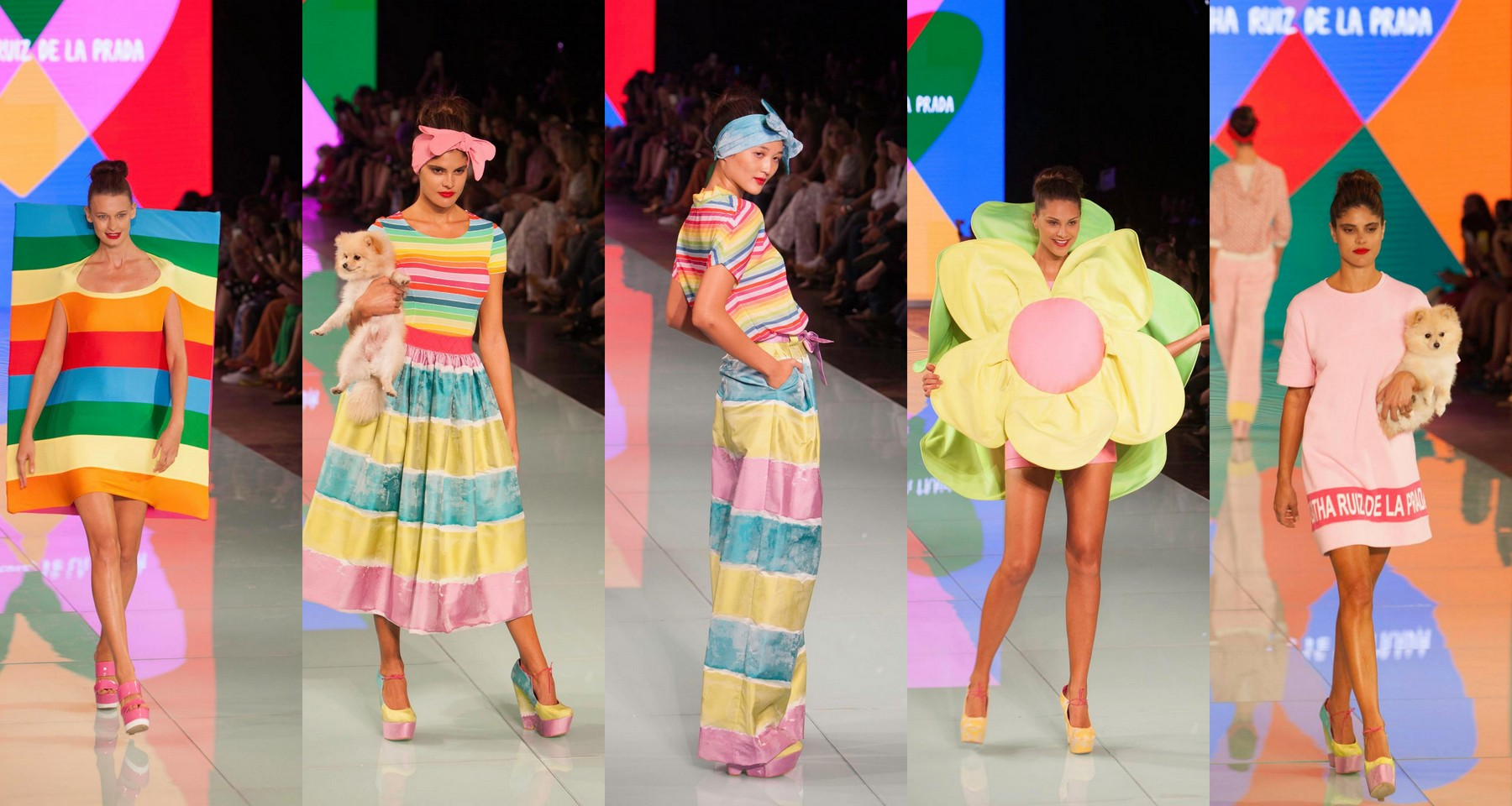 Miami Fashion Week 2016: Agatha Ruiz de la Prada
