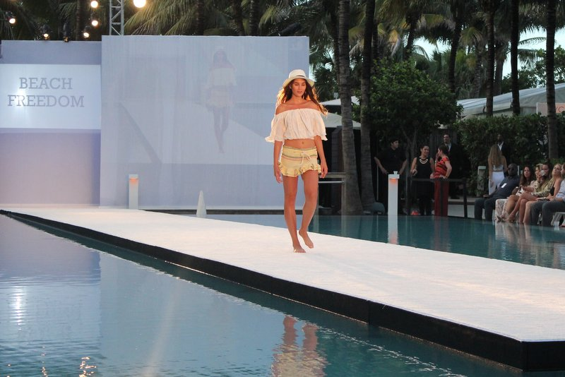 Hammock Show at Miami Swim Week 2016
