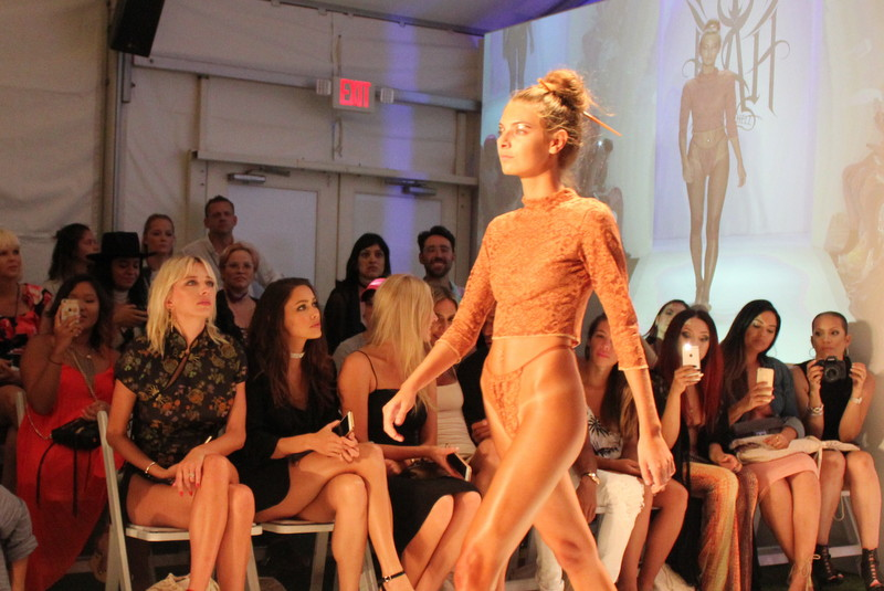 Miami Swim Week 2016: Hot as Hell presented 'Le Jardin Collection'