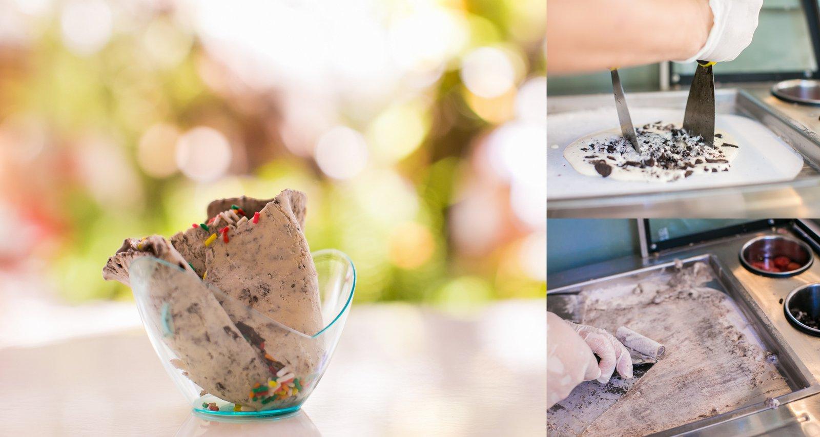 Nikki Beach: Rolled Ice Cream Every Sunday by Chef Frank Ferreiro