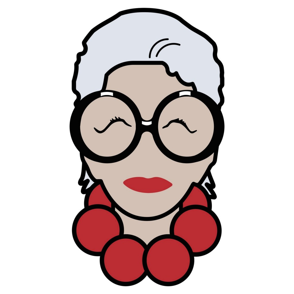 I.N.C International Concepts Launches Fall 2016 Campaign and Iris Apfel Emoji Keyboard at Macy's