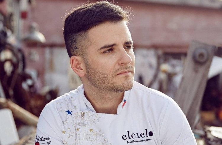 Chef Juan Manuel Barrientos Selected by Verizon for the Campaign: 'Welcome to the Best'