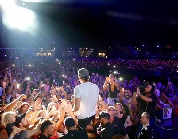 """Enrique Iglesias Nuevamente Nominado Como Artista del Año en los """"Latin American Music Awards"""""""