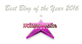 Best Blog of the Year by Women in the Arts Miami