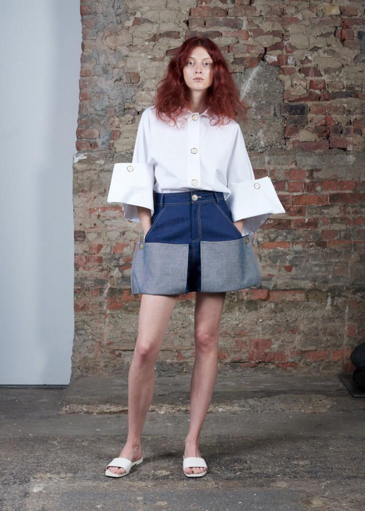 Fashion Week New York Spring/Summer 2017: Claudia Li
