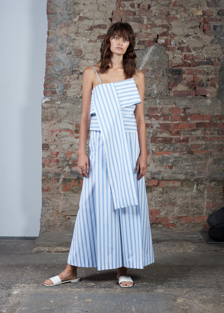 Fashion Week New York Spring/Summer 2017: Claudia Li