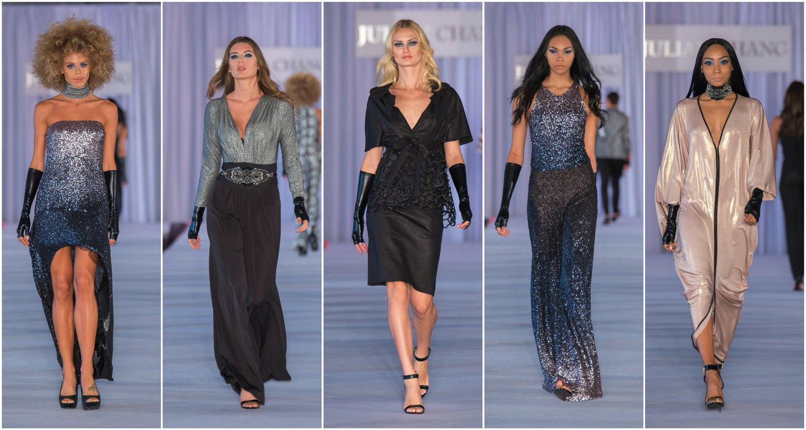 Julian Chang Releases Fashion Show Collection for Immediate Availability