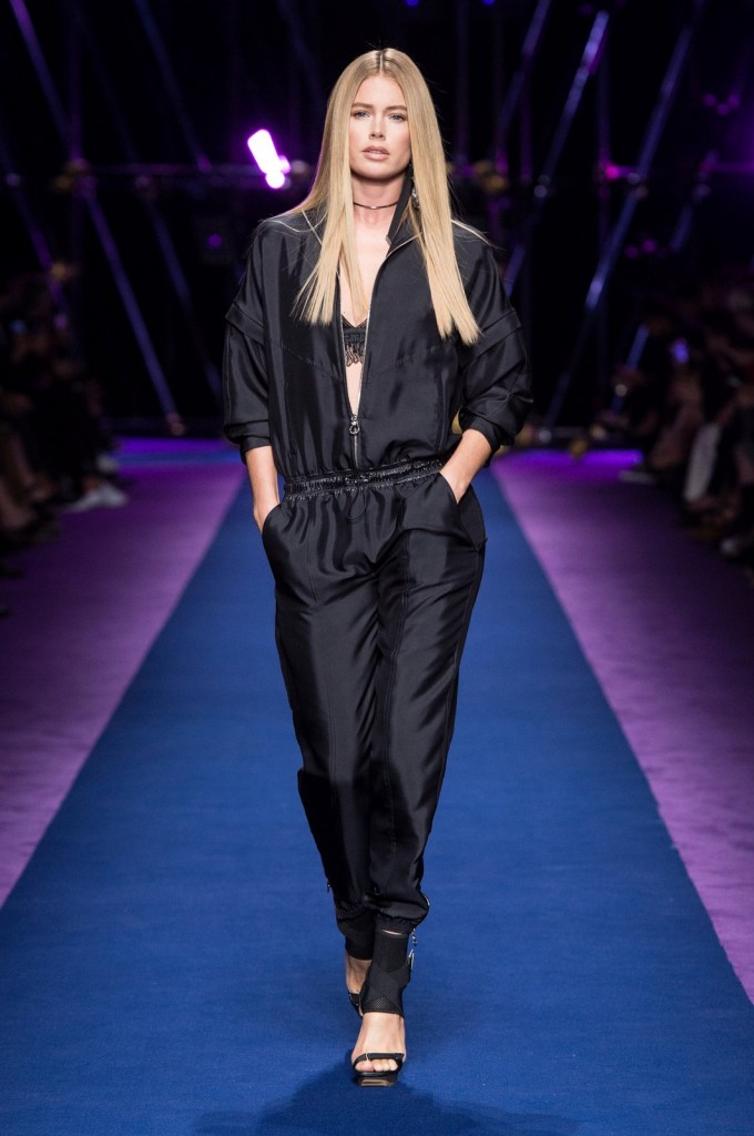 Milan Fashion Week: Versace Spring/Summer 2017 Runway Show