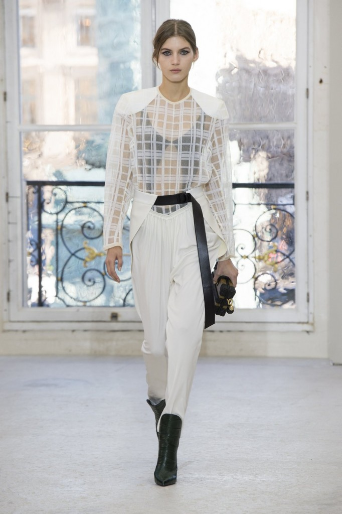 Fashion Week Paris Spring-Summer2017: Louis Vuitton.