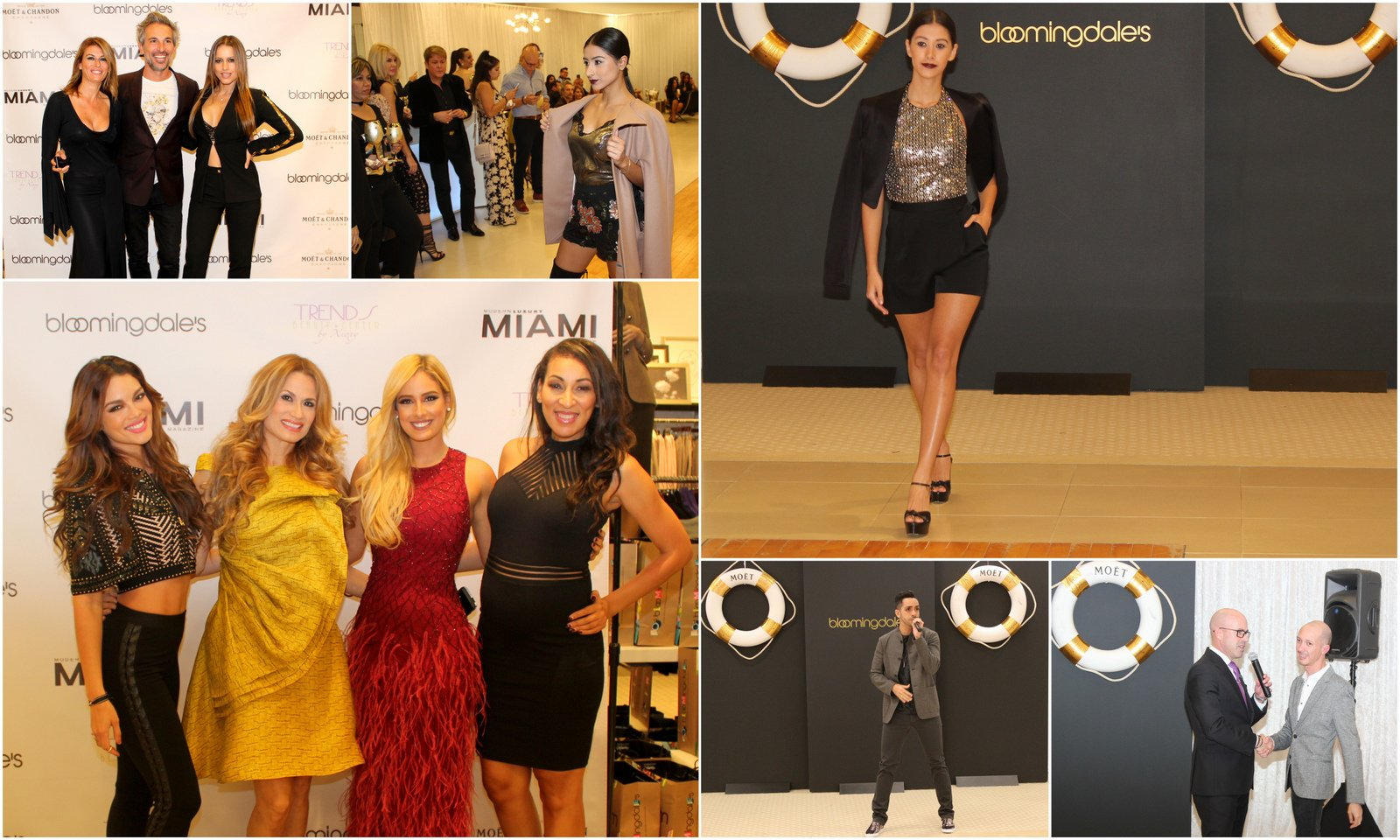 Bloomingdale's Aventura kicked off holiday season with 'Fall Fashion Experience'