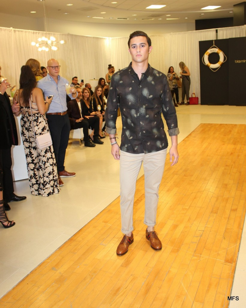 Bloomingdale's Aventura kicked off holiday season with Fall Fashion Experience