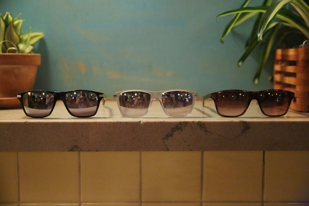 Shades at the Shaker