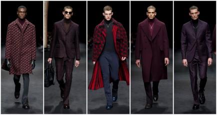Milan Fashion Week Fall-Winter 2017-2018: Versace Menswear