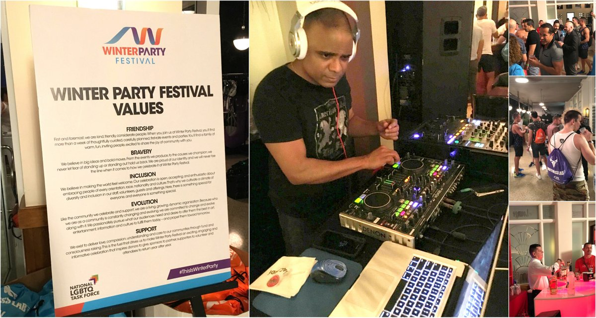 Winter Party Festival 2017 Kicks Off at the National Hotel Miami Beach