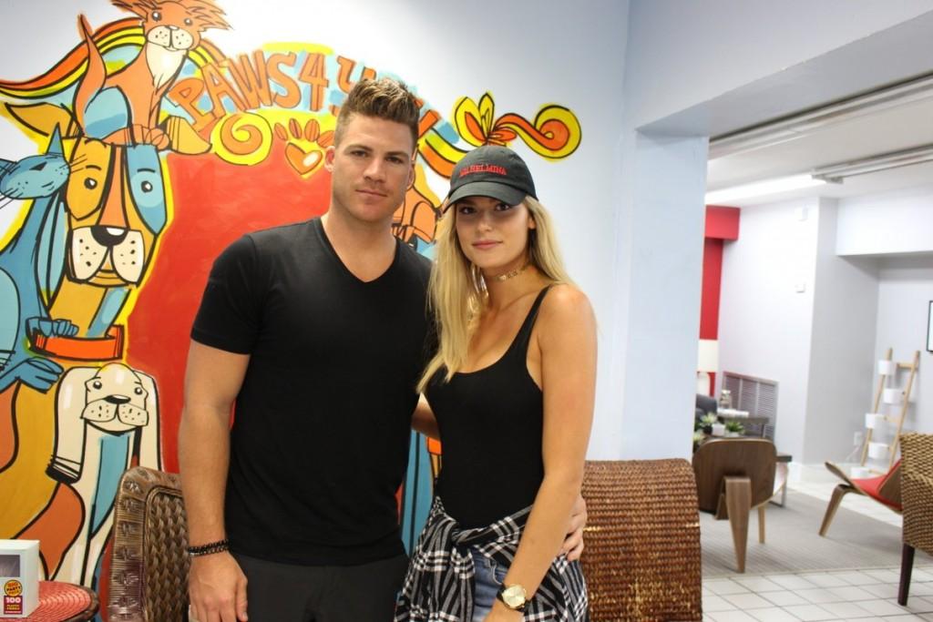 Wilhelmina Models Gives Back to Miami's Community