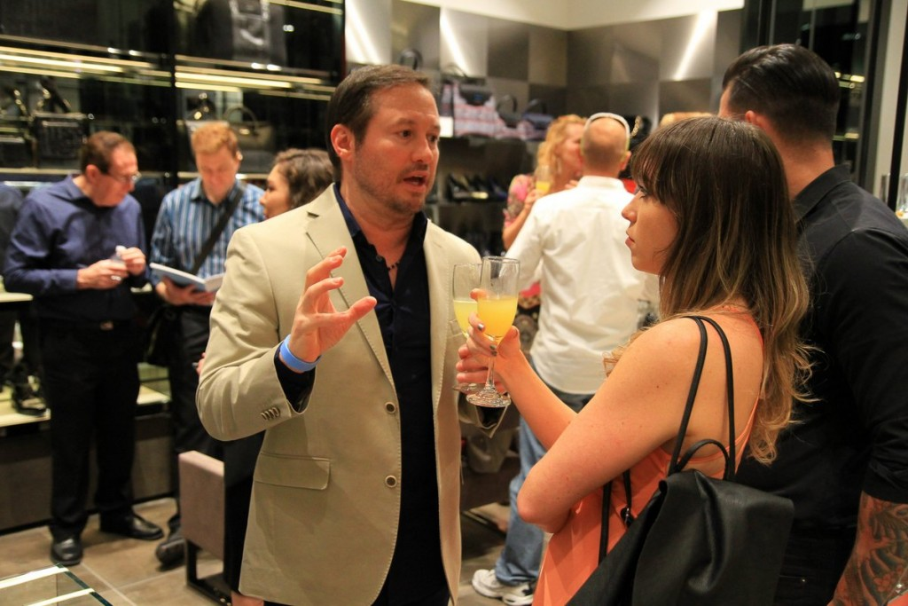 Brickell City Centre Baldinini S/S 17 Collection Launch & Official Boutique Opening