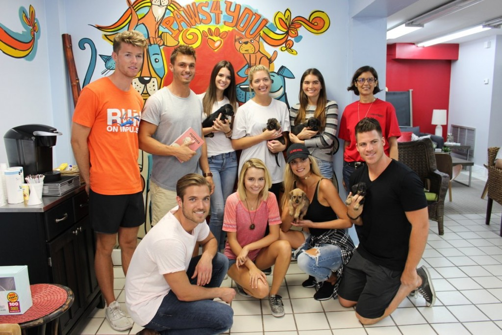 Wilhelmina Models Gives Back to Miami's Community