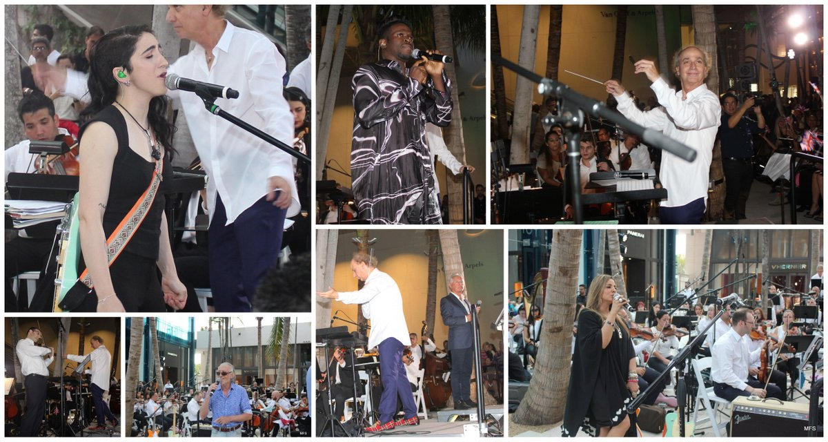 Orquesta Sinfónica de Miami presenta extraordinario concierto en Miami Design District