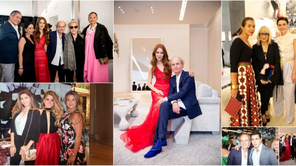 Dior Hosts Cocktail Reception for Miami Symphony Orchestra