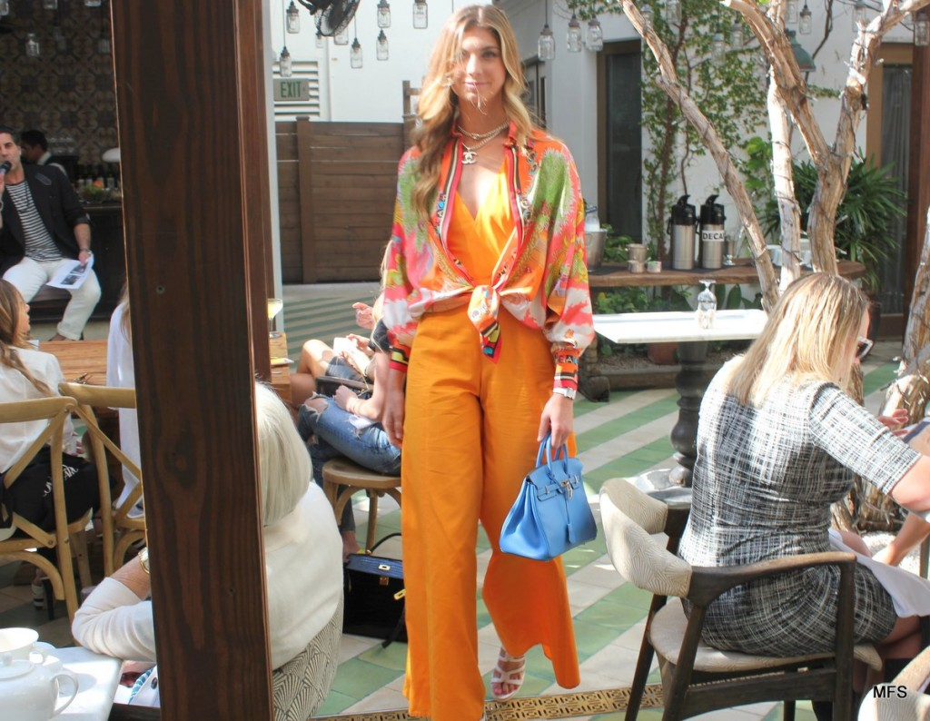 Fashion for Breakfast at Cecconi's Miami Beach: What Goes Around Comes Around
