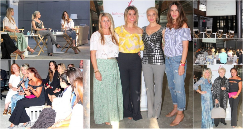 Fashion Group International of South Florida held its Third Annual 'Designed in Miami'.