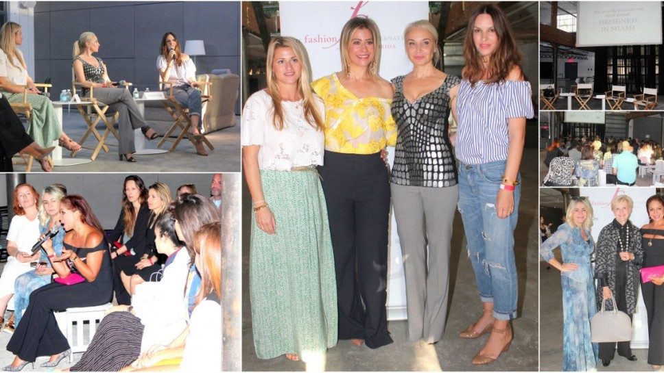 Fashion Group International of South Florida Held Its Third Annual 'Designed in Miami'