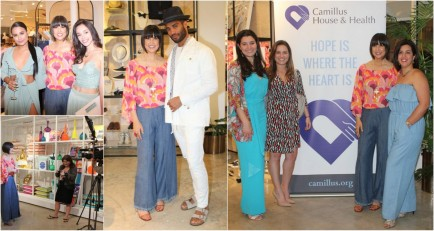 Trina Turk Celebrates 57 Years of Camillus House in Miami