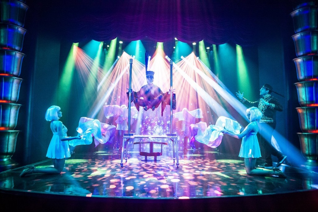 Magique at Faena Theater: Under the Spotlight