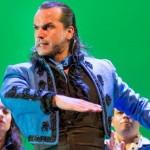 Pepe Flores: Fuerza flamenca junto al ballet Flamengo la Rosa