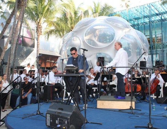 Orquesta Sinfónica de Miami (MISO) Cierra Temporada Con Impresionante Concierto en Miami Design District