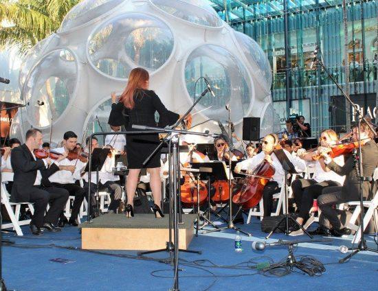 Orquesta Sinfónica de Miami (MISO) Cierra Temporada Con Impresionante Concierto en Miami Design District