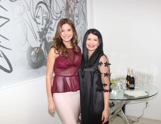 Trunk show: Maria Alejandra Chaban y su colección 'Infiel'