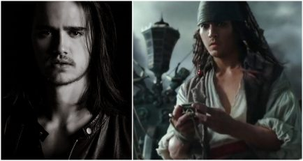 Anthony De La Torre: El nuevo Jack Sparrow en 'Pirates of The Caribbean'