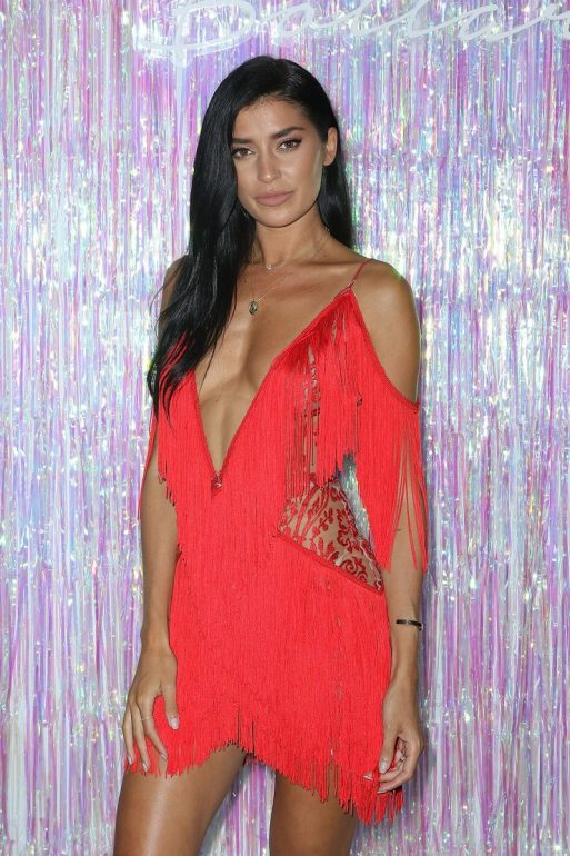Shanina Shaik, Christina Milian, Nicole Williams-English Kicked off Miami Swim Week 2017