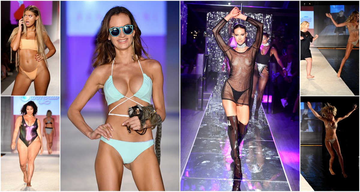 Top 10 Most Captivating Moments of Swim Week