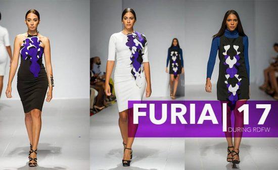 Lisu Vega revela su colección 'Furia' en República Dominicada
