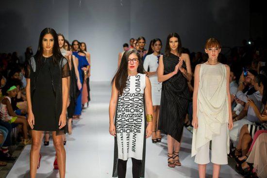 Lisu Vega revela su colección 'Furia' en República Dominicana