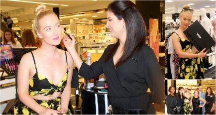 Fashion Icon Vesta Lugg Takes over Bloomingdales Aventura