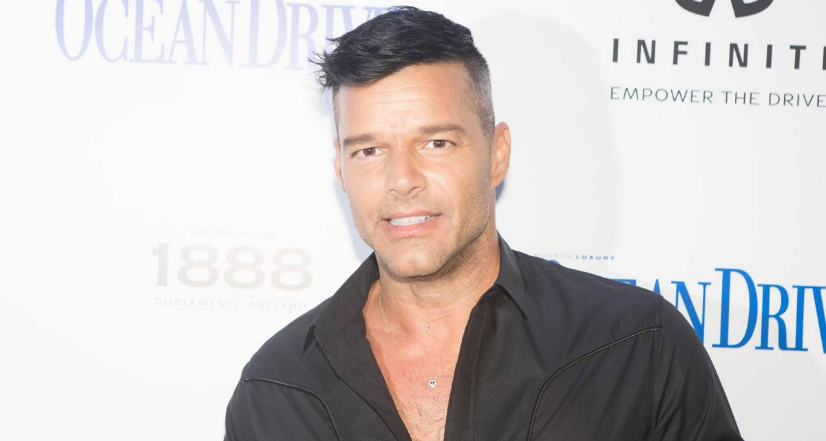 Ricky Martin and Ocean Drive Magazine celebrated October Issue with Puerto Rico hurricane relief benefit at W Hotel South Beach