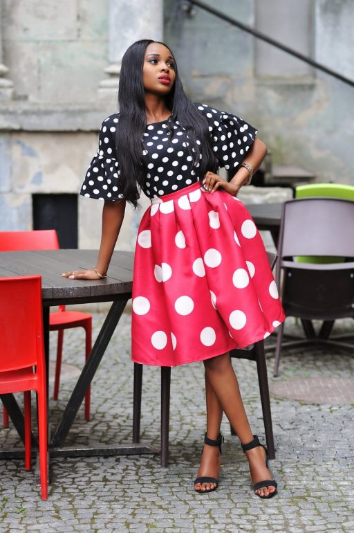 Image result for polka dot trend fall 2017