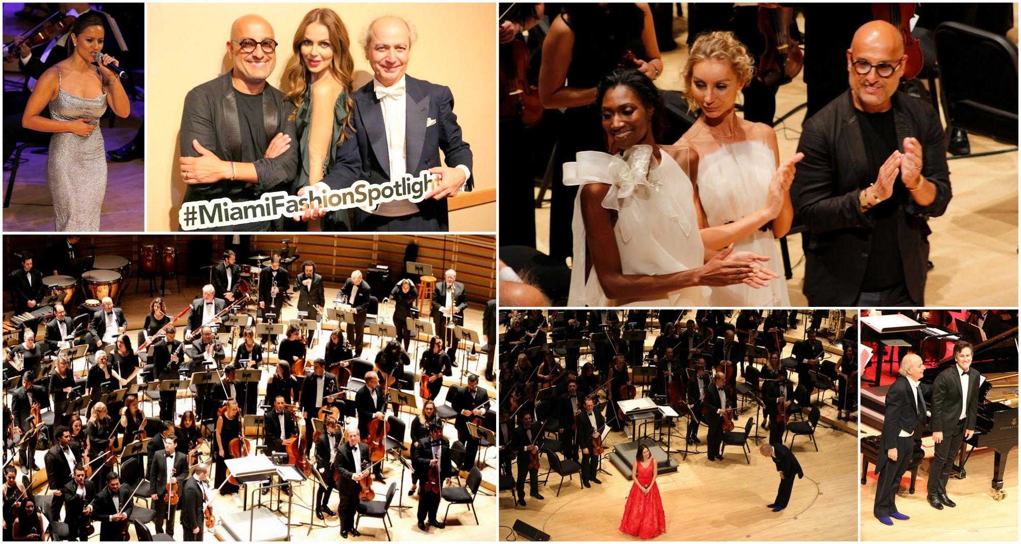 Sublime Tercera Edición de MISOCHIC: Música, Moda y Arte con la Sinfónica de Miami y Eduardo Marturet