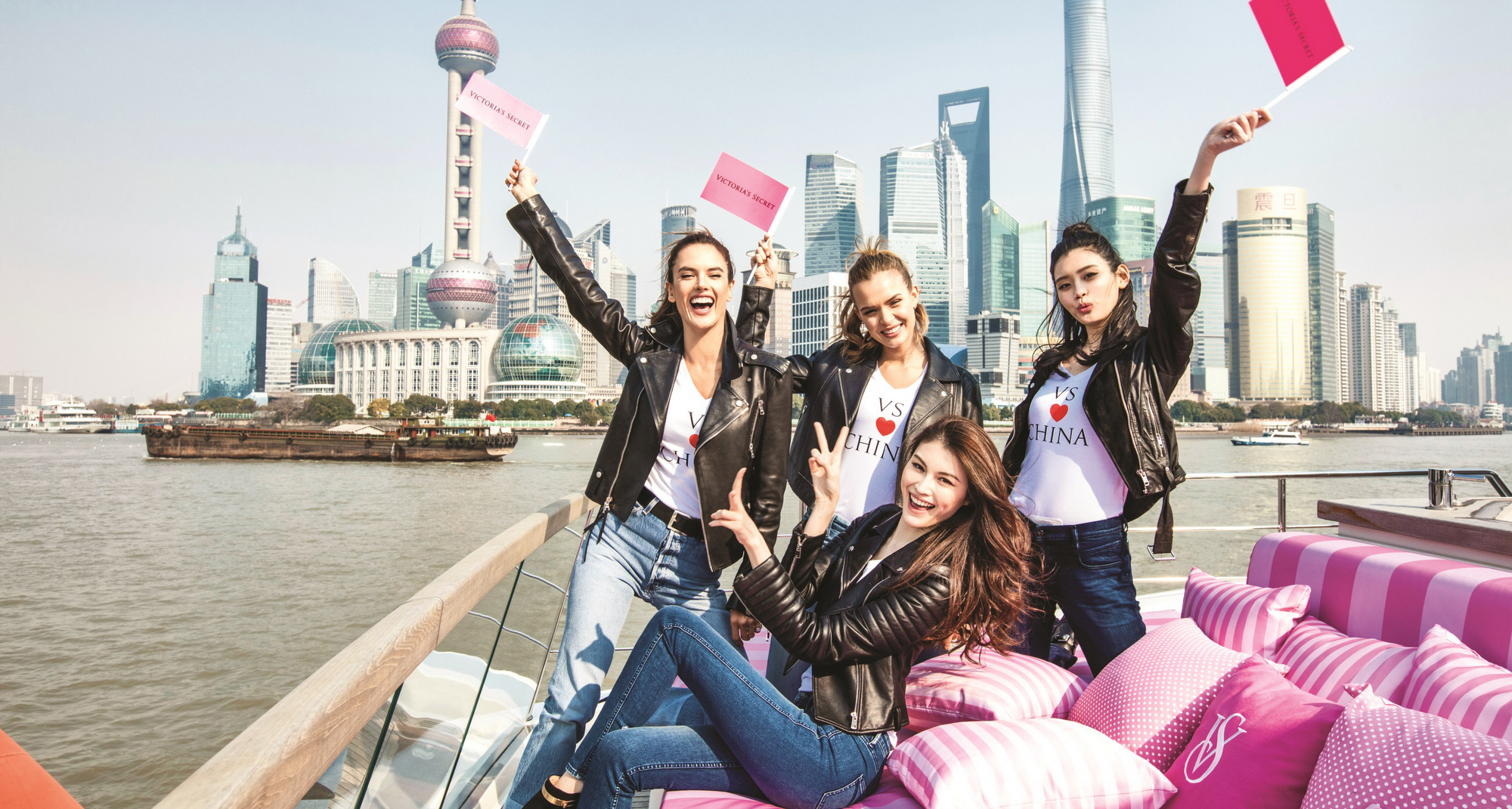 Victoria's Secret Fashion Show 2017 will be in Shanghai!
