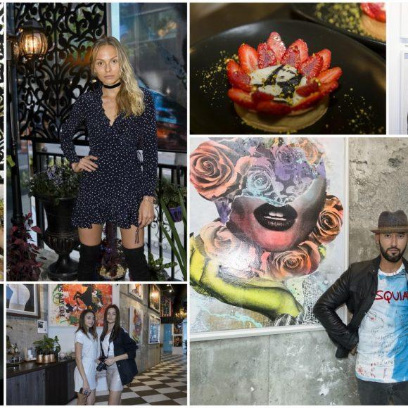Avant Gallery Celebrates its 10 Year Anniversary at LaMuse Cafe