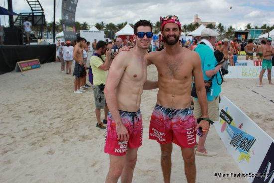 Hawkers Model Volleyball Takes Over South Beach with The Sexiest Event on the Planet