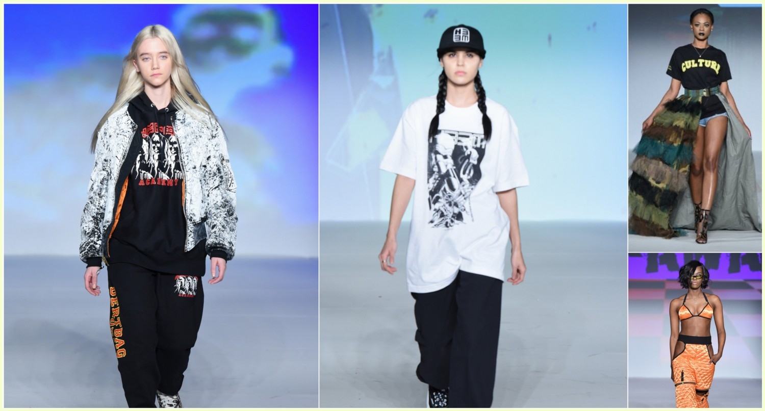 Style Fashion Week New York: Dertbag, Shay Kawaii, Chicago Playground & H33M Showcase FW'18 Streetwear Collections at Cipriani