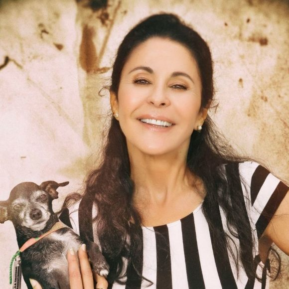 Maria Conchita Alonso presenta 'Noche de Casino' a beneficio de su causa VEE FAUNA