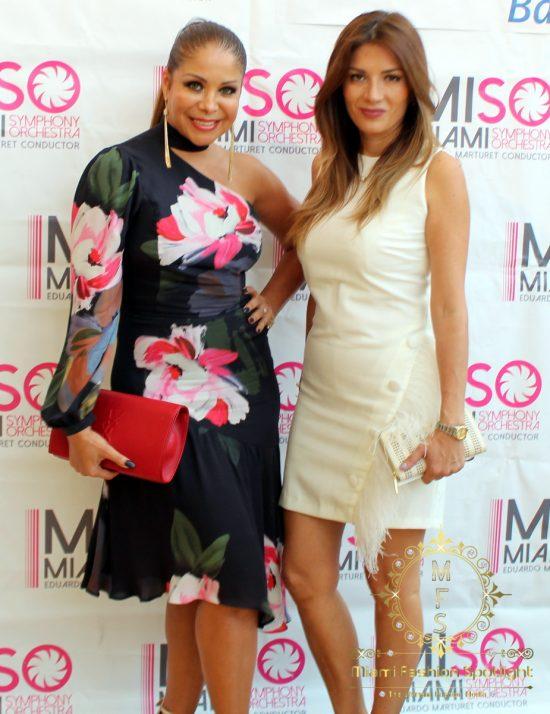 Lissette Rondon y Glenda Betancourt