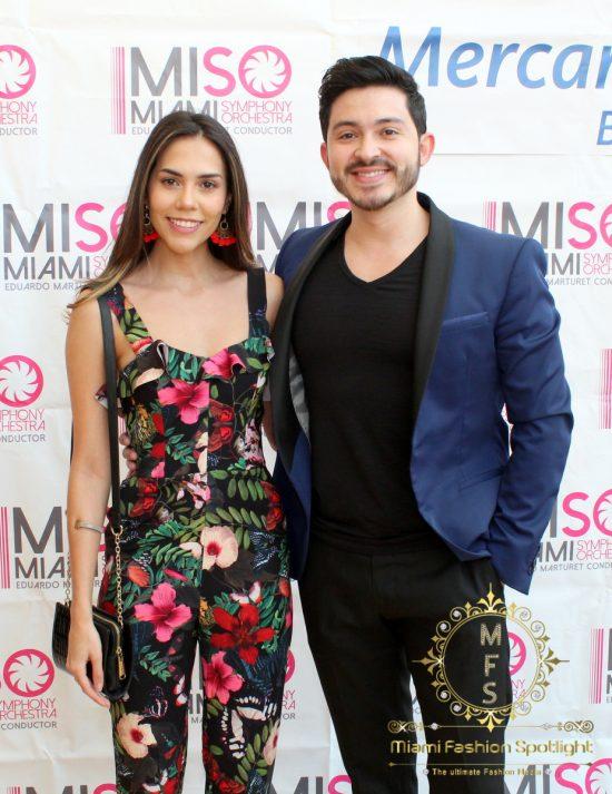 Luisa Rangel & Andres Buitrago